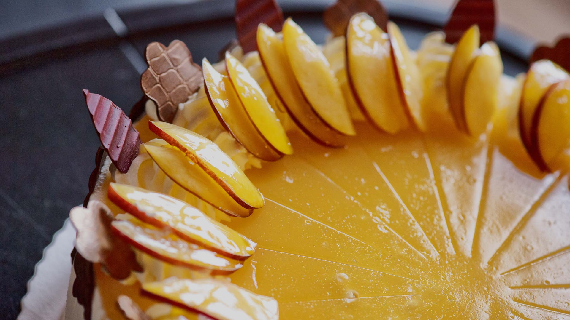 Kuchen- und Torten-Spezialitäten</br> nach handwerklicher Tradition.